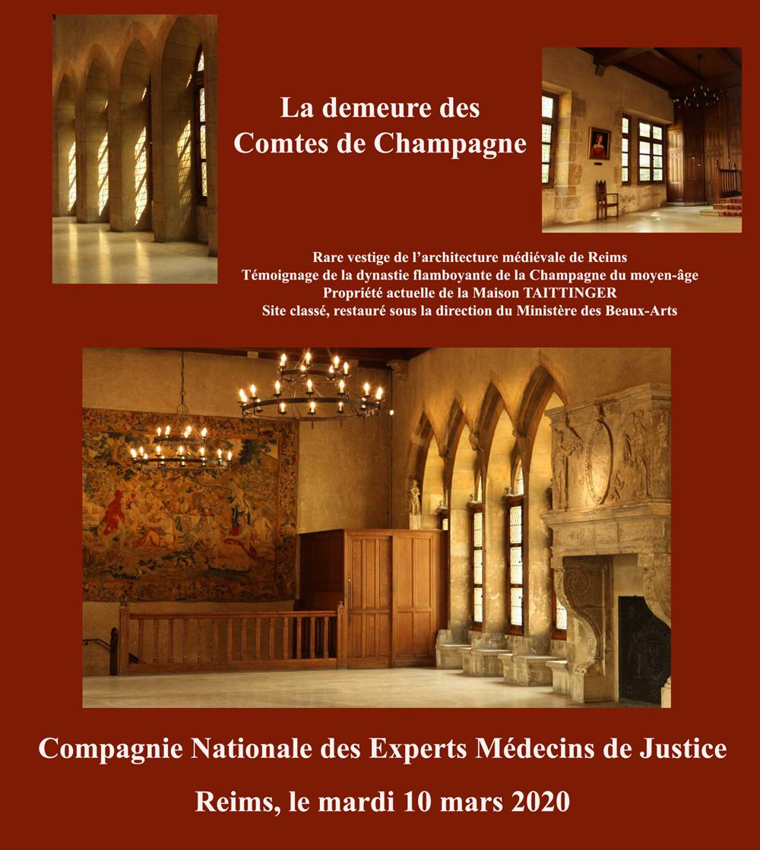 """""""ENTRETIEN De La CNEMJ"""" Le Mardi 10 Mars 2020 à Reims"""